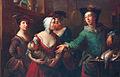 Paul-Joseph Delcloche, Portrait dit du comte de Horion et de sa famille.jpg