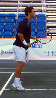 Paul Goldstein (tennis) American tennis player