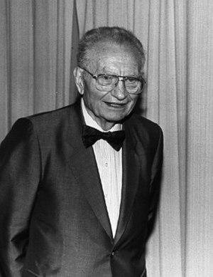 Paul Samuelson - Samuelson in 1997