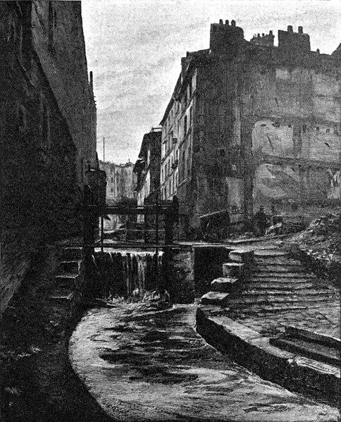 Fichier:Paul Schaan - La Bièvre vers 1900.jpg