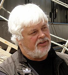 photograph of Paul Watson