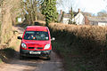 Payhembury, post van near Milton - geograph.org.uk - 133307.jpg