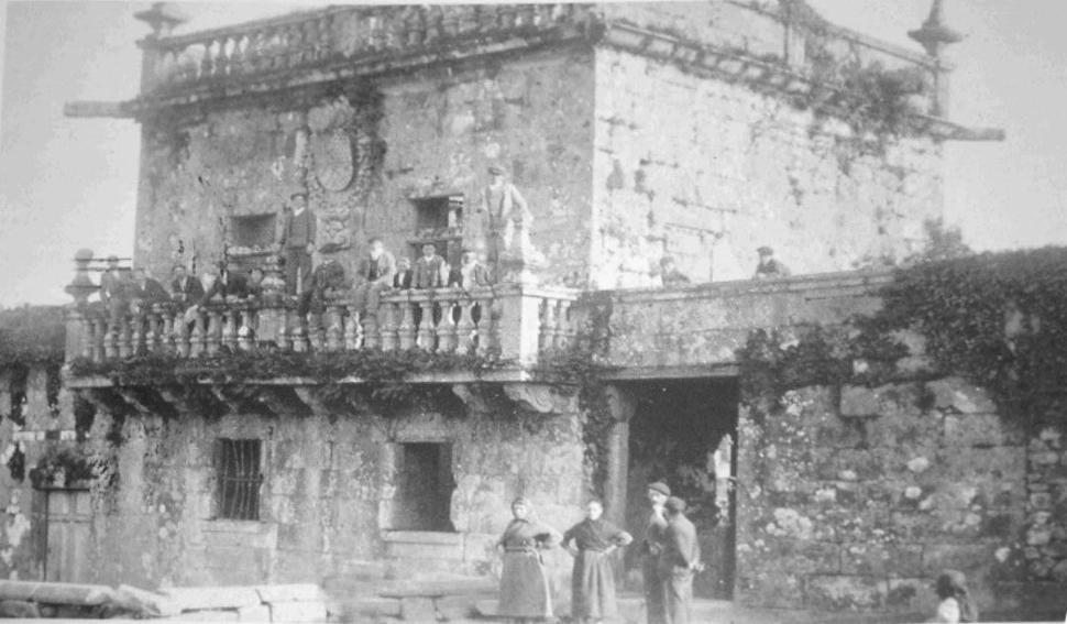 Pazo de Dodro (Vigo)