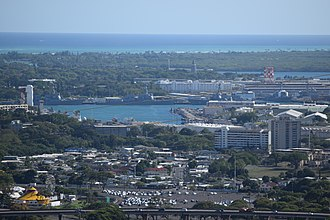 Salt Lake, Hawaii - Salt Lake is home to officers of the military and their families. The community is surrounded by various military installations including the headquarters of the United States Pacific Command.