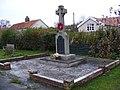 Peasenhall War Memorial - geograph.org.uk - 1045615.jpg