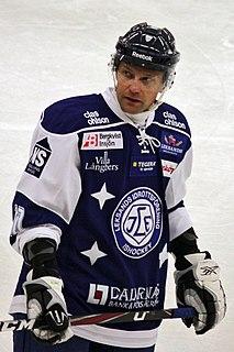 Pelle Prestberg Swedish ice hockey player