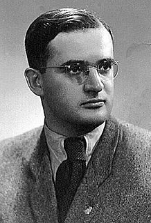 Mietek Pemper Polish-born Holocaust survivor