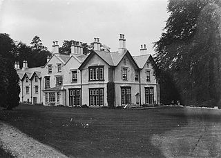 Pencerrig Estate, Builth Wells