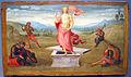 Perugino, resurrezione, forse predella della pala chigi a siena, 1502 ca..JPG