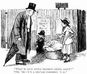 Pessimist - Punch cartoon - Project Gutenberg eText 19127.png