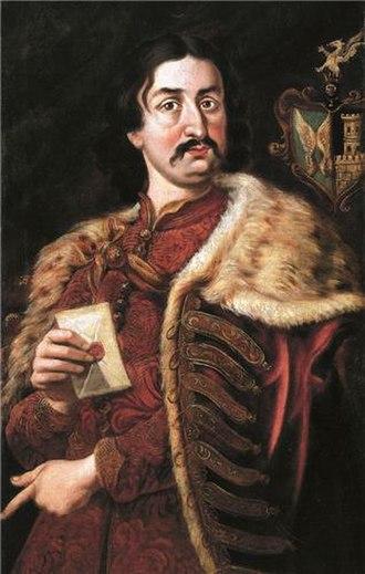 Petar Zrinski - Image: Petar Zrinski Portrait