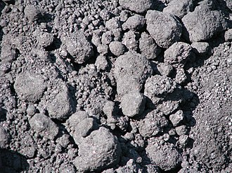 Petroleum coke - Petroleum coke