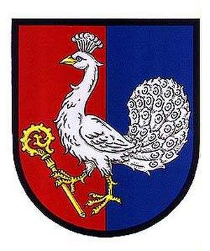 Petřvald (Nový Jičín District) - Image: Petrvald (Novy Jicin) Co A CZ