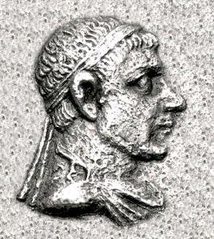 Peukolaos - Portrait of Peucolaos