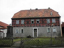 Pfarrhaus Großbrembach