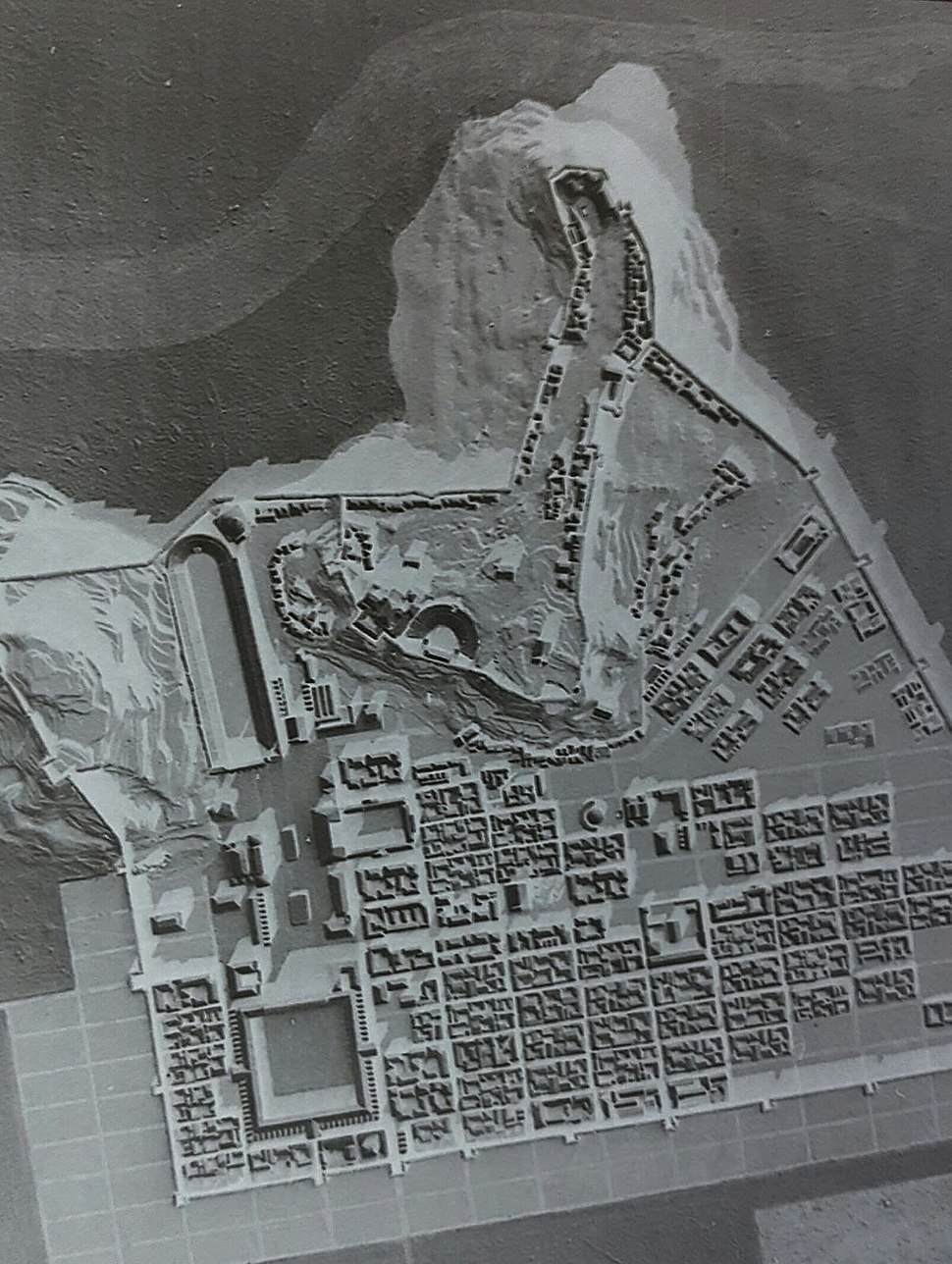 Philippopolis urban plan