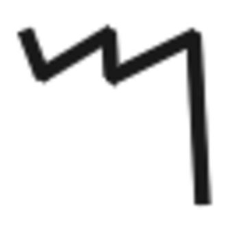 M - Image: Phoenician M 01