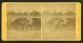 Pic-nic party at Antietam Bridge, 22nd Sept., 1862, by Gardner, Alexander, 1821-1882.png