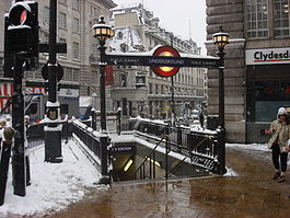Piccadilly Circus tube station entrance.jpg