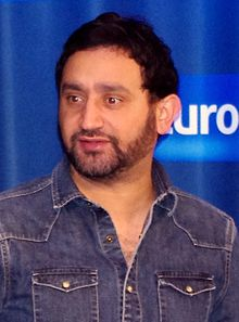 Image illustrative de l'article Cyril Hanouna