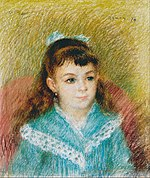Pierre-Auguste Renoir - Portrait of a Young Girl (Elisabeth Maître), 1879 - Google Art Project.jpg