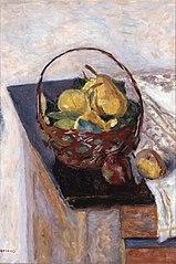 The Basket of Fruit