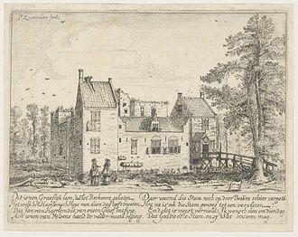 Samuel Ampzing - Image: Pieter Saenredam Berkenrode