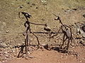 PikiWiki Israel 20204 Sculpture by Joop de Jong on Mt. Bental Golan Hei.JPG