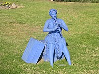 PikiWiki Israel 53141 ofra zimbalista flutist sculpture.jpg