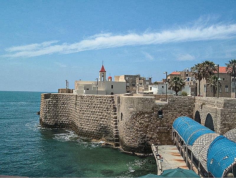 הנמל הפיזני בעכו