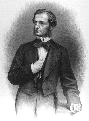 Ernest Pinard - Pinard in 1867 by Antoine Samuel Adam-Salomon