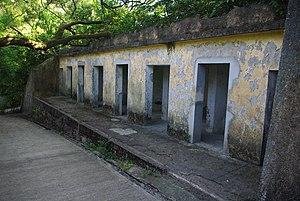 Pinewood Battery - Image: Pinewood Battery 2