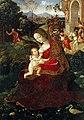 Pinturicchio - Madonna and Child with Saint John the Baptist - BF.1979.27 - Museum of Fine Arts.jpg