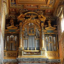 photo : orgue de Saint-Jean-de-Latran
