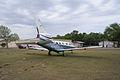 Piper PA-47-2400J Piper Jet N360PJ RSideRear FLAirMuse 18March2013 (14576622606).jpg