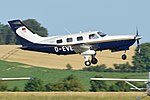 Piper PA46-350P Malibu Mirage 'D-EVEC' (45752052302).jpg