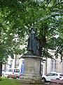 Place Monge, Beaune - statue of Gaspard Monge (35247818660).jpg