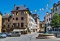 Place du Marche in Saint-Geniez-d'Olt 03.jpg