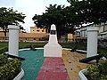 Place du monument aux morts de la commune de cotonou (Bénin).jpg