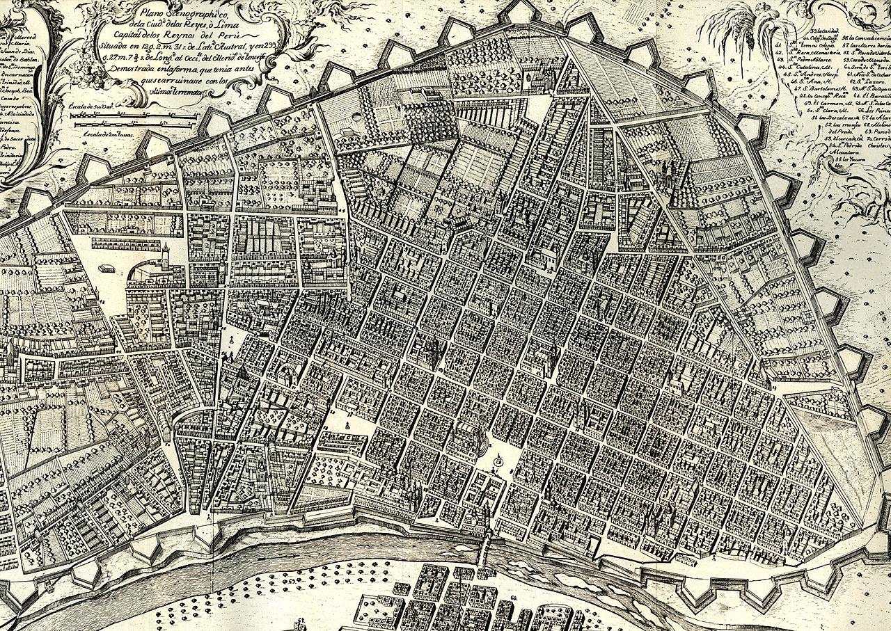Terremoto de Lima de 1746 - Wikiwand