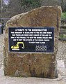 Plaque, Borderbusters - geograph.org.uk - 1054582.jpg