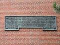 Plaque 2 on facade - Boston Latin School - DSC09906.JPG