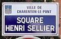 Plaque Square Henri Sellier - Charenton-le-Pont (FR94) - 2020-10-15 - 2.jpg