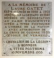 Plaque commémorative Laure Gatet.JPG