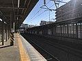Platform of Kyusandai-mae Station 9.jpg