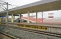Platforms 1-2 of Luohuangnan Railway Station (20180215134109).jpg