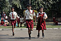 Playful Schoolchildren - Science City - Kolkata 2011-01-28 0294.JPG