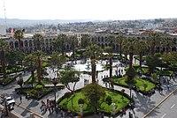 Plaza de Armas Ciudad de Arequipa.jpg