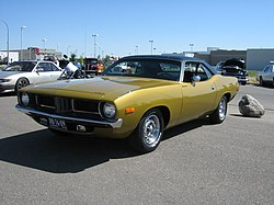 Plymouth Barracuda (3ª gen.)