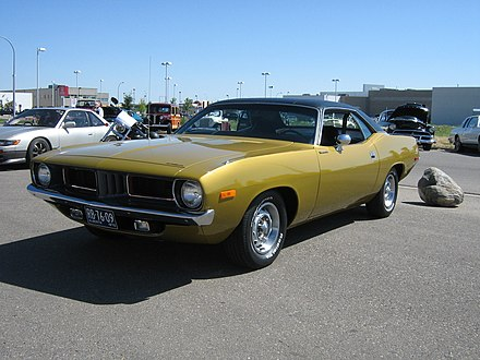 Plymouth Barracuda - Wikiwand